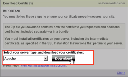 Anchor - Renewing an SSL Certificate – eFolder